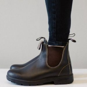 Blundstone 500 Stout Brown Chelsea Boot 8